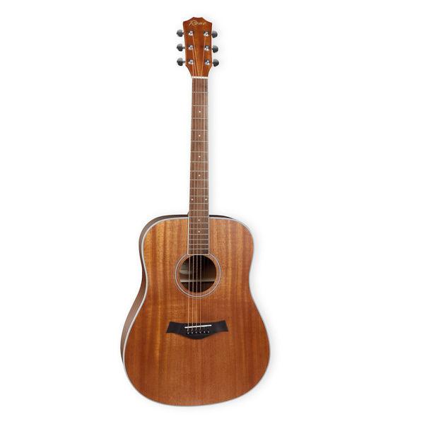 Gitar Western Reno Dreadnought, Mahogny