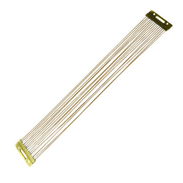 Seider Pearl S-041, Tykk Steel Wound Wire
