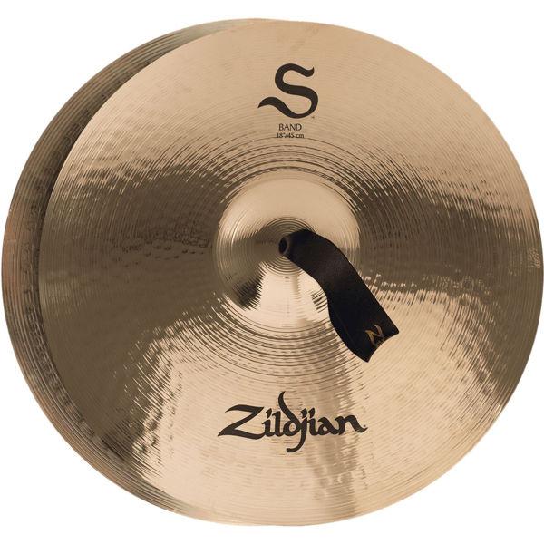 Konsertcymbal Zildjian S Series, Band 18