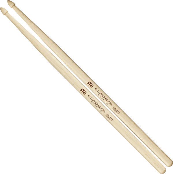 Trommestikker Meinl Big Apple Bop 7A, SB123 Maple, Wood Tip