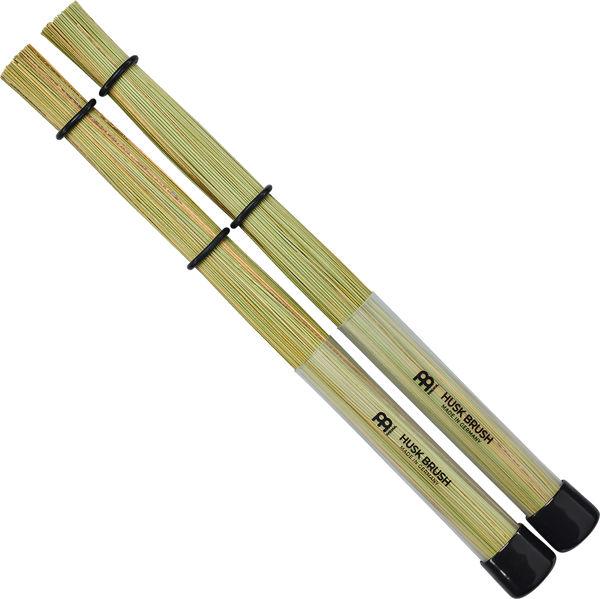 Visper Meinl Husk Brush SB307, Lightweight Straw