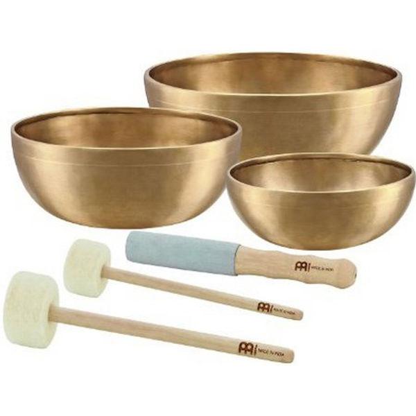 Singing Bowl Set Meinl SB-E-5400, Energy Tempelklokker, 3 pc