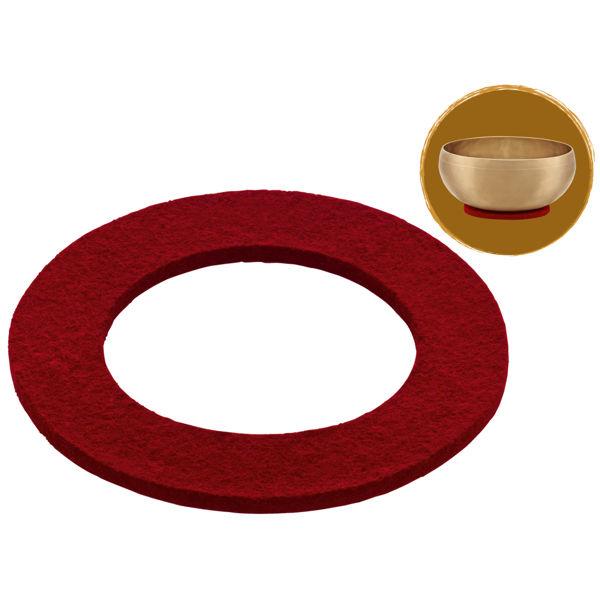 Singing Bowl Felt Ring SB-FR-16, Ø 16cm