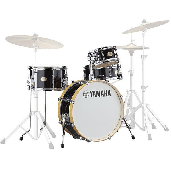 Slagverk Yamaha Stage Custom Hip SBP0F4HRB, 20, Raven Black