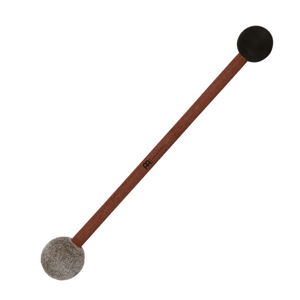 Singing Bowl Mallet Meinl SB-PDM-F/R-S, Professional Double Mallet, Felt & Rubber Tip, Small