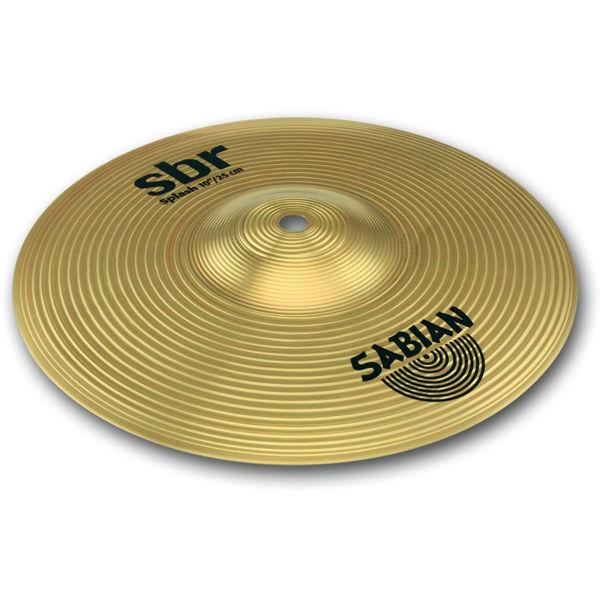 Cymbal Sabian SBR Splash, 10, Brass