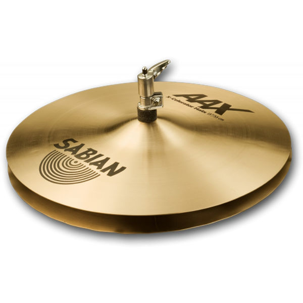 Hi-Hat Sabian SBR, 14, Brass