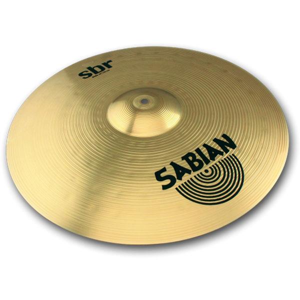 Cymbal Sabian SBR Crash/Ride, 18, Brass