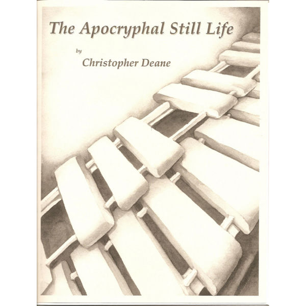 The Apocryphal Still Life, Christopher Deane, Solo Vibraphone