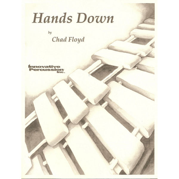 Hands Down, Chad Floyd, Multi Percussion Duet