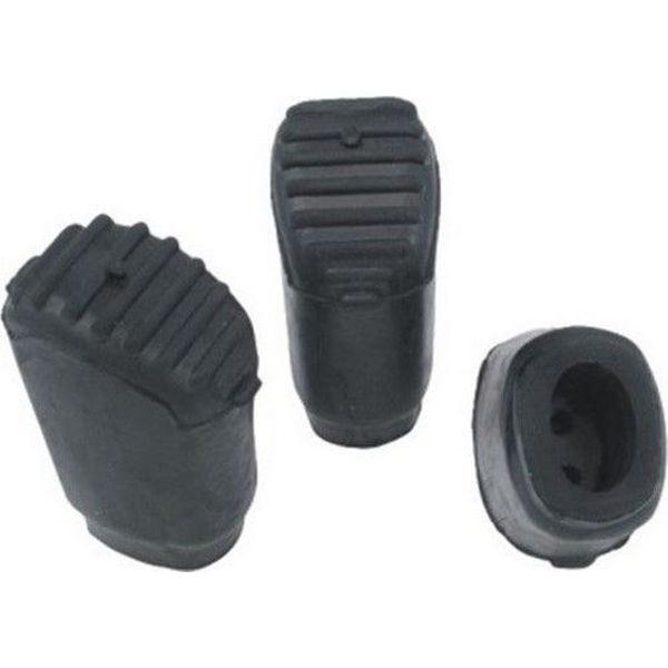 Gummiknotter Gibraltar SC-PC08, Elliptical Leg Rubber Feet, 3 stk
