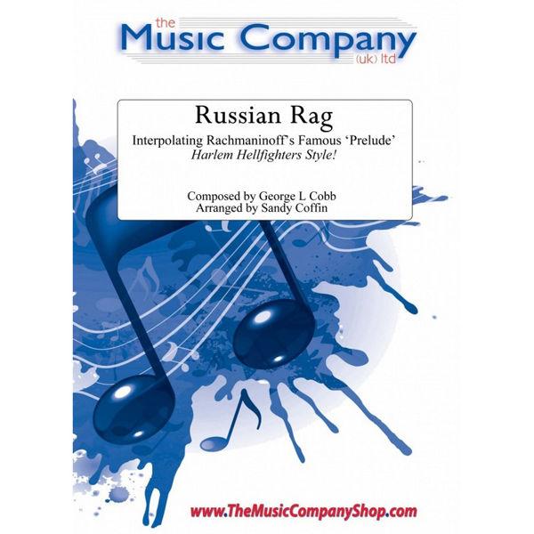 Russian Rag George L. Cobb arr Sandy Coffin Brass Band