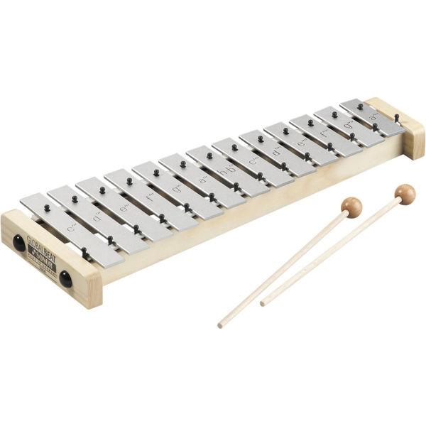 Klokkespill Sonor SG-GB, Global Beat Soprano Klokkespill