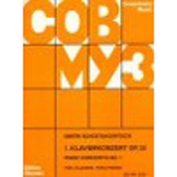 Schostakowitsch Piano Concerto No. 1, Opus 35. 2 pianos (Shostakovich)