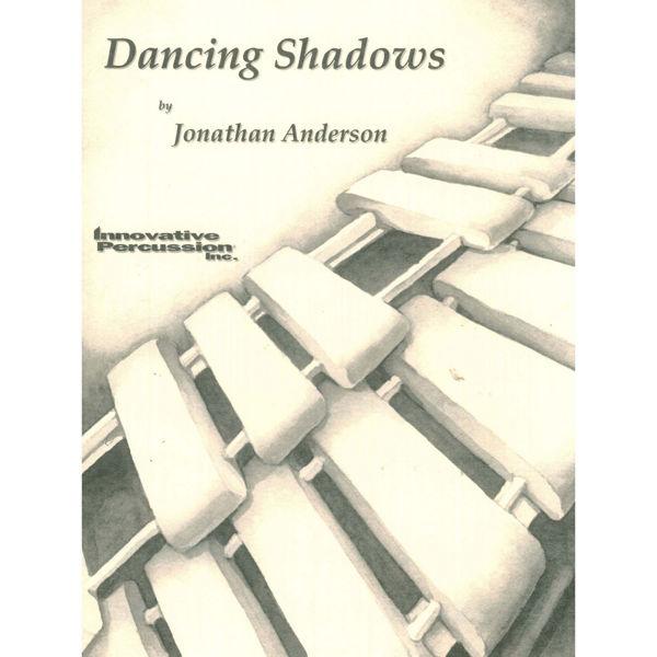 Dancing Shadow, Jonathan Anderson, Solo Marimba