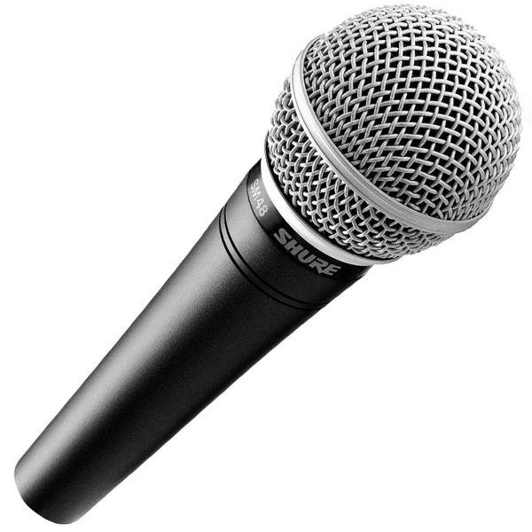 Mikrofon Shure SM48-LC, Vocal