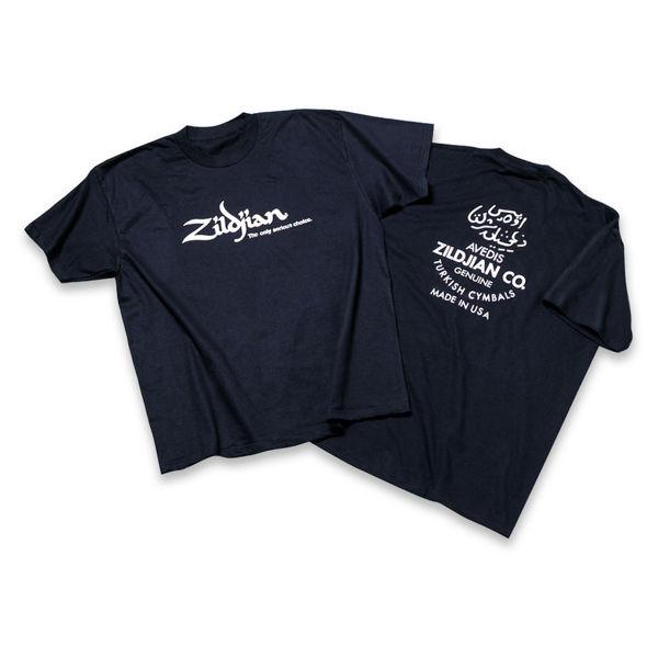 T-Shirt Zildjian T3004, Classic, X-Large, Black