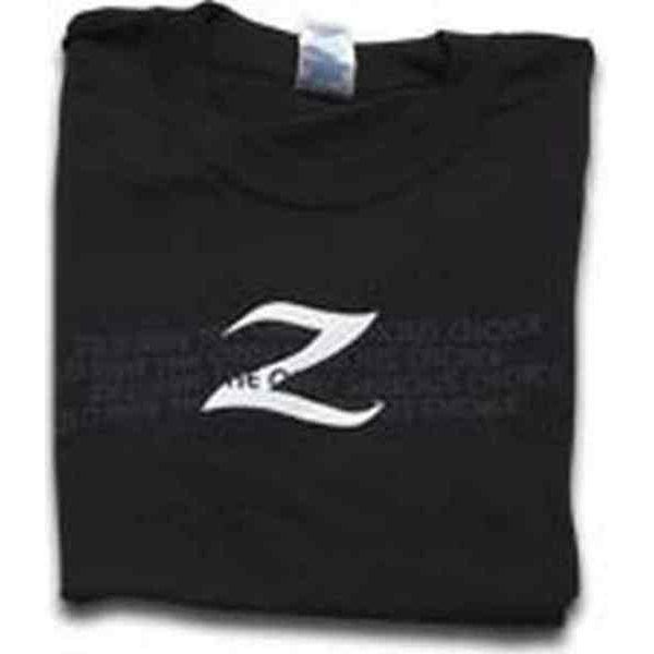 T-Shirt Zildjian T5643, Serious Choice, Large, Black