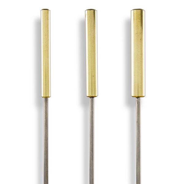 Triangelpinne Grover TB-B1, Brass Tubular Beater 1/4 Inch