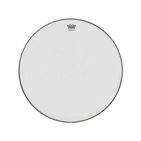 Paukeskinn Remo TC-2600-RS, Clear, 26, Aluminum Insert