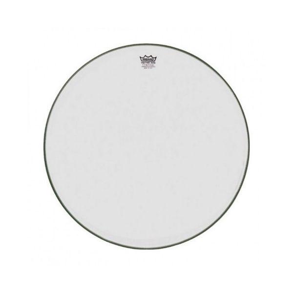 Paukeskinn Remo TC-2800-RS, Clear, 28, Aluminum Insert