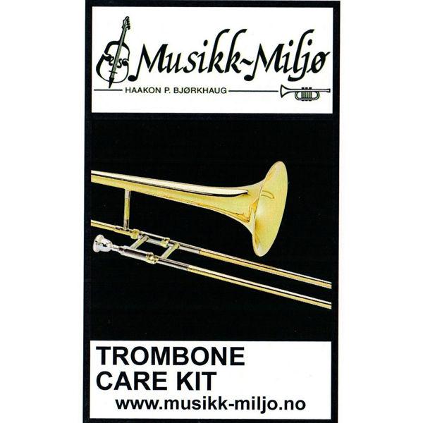 Rengjøringssett Trombone Superslick Care Kit