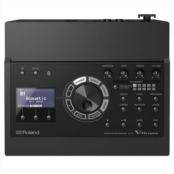 Modul Roland TD-17, V-Drum lydmodul