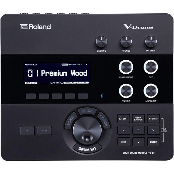 Modul Roland TD-27, V-Drum lydmodul