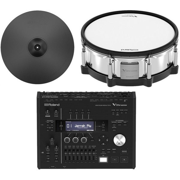 Digitalsett Roland TD-50 Digital Upgrade Pack, including TD-50 module, PD-140DS and CY-18DR