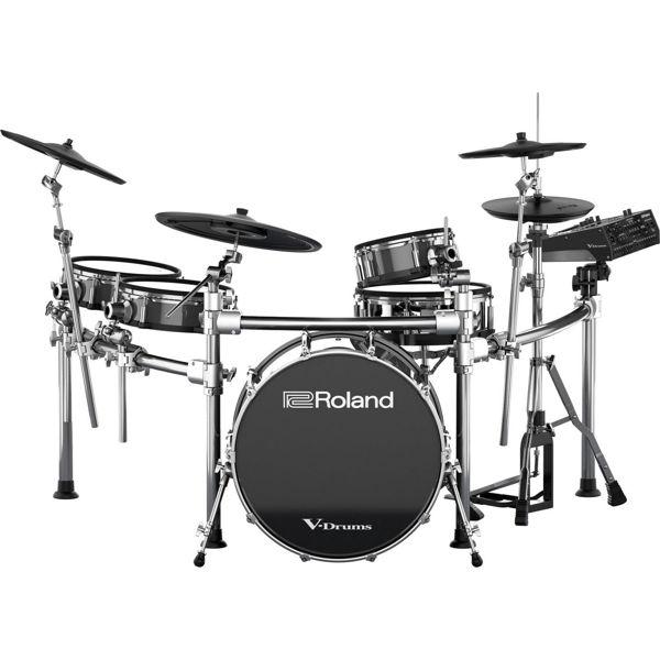Digitalsett Roland TD-50KVX-KIT, V-Pro Trommesett, Komplett m/Padder, Modul og Rackstativ