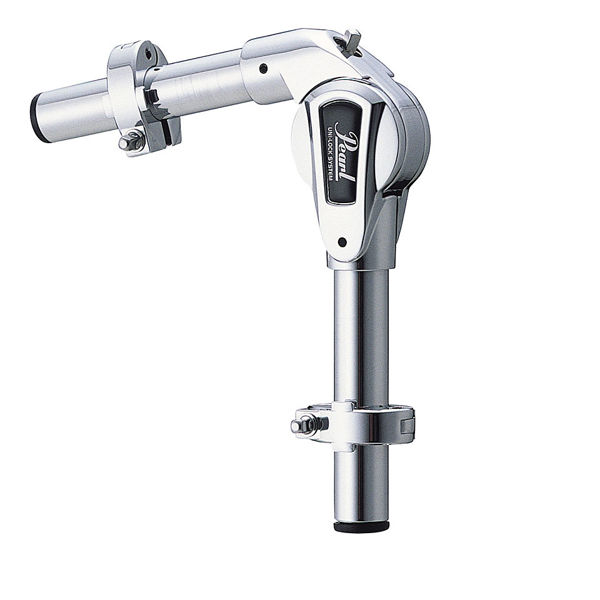 Tom-Tomholder Pearl TH-900S/C, Uni-Lock, Extra Short, 7/8 Dia. Post, For Vision