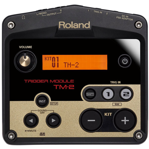 Trigger Modul Roland TM-2, MIDI Converter
