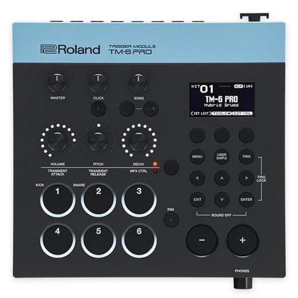 Trigger Modul Roland TM-6PRO, MIDI Converter