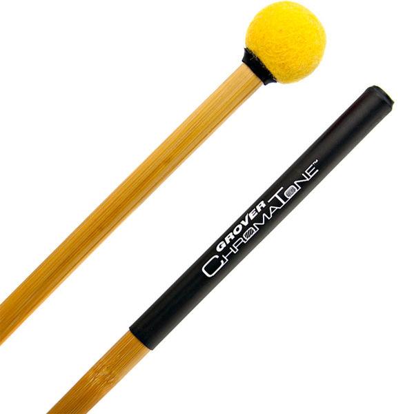 Paukekøller Grover ChromaTone Bamboo TMB-C14, Lite General, Citrine Yellow