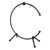 Gongstativ Meinl TMTGS-XL, Table Gong Stand, X Large, Up To 26