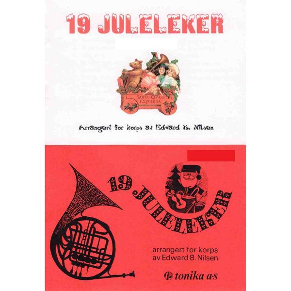 19 juleleker Fløyte