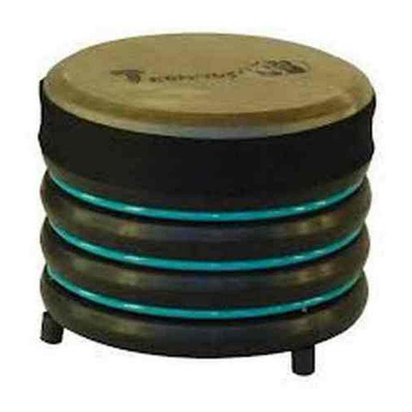 Pedagogtromme Trommus B1, 19x22cm, Turquoise, 0,6kg, w/Adjustable Natural Skin