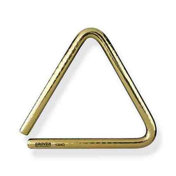 Triangel Grover TR-BPH-8, Bronze-Pro Hammered 8