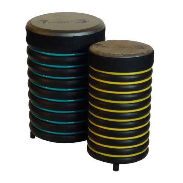 Pedagogtrommer Trommus E4u, A2u-B2, Pair Of 2 Drums w/Natural Skin