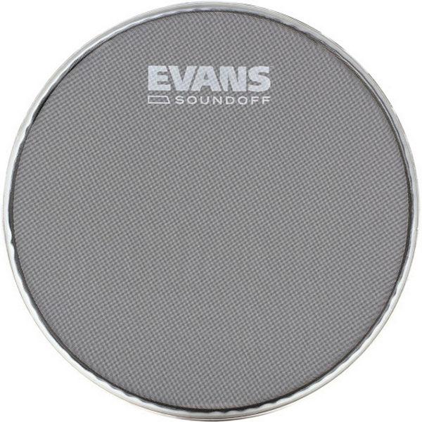 Trommeskinn Evans SoundOff Mesh Head TT08SO1, 8
