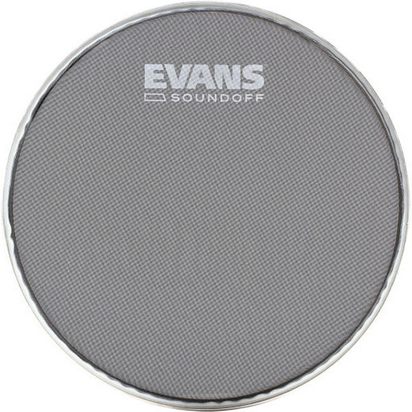 Trommeskinn Evans SoundOff Mesh Head TT12SO1, 12