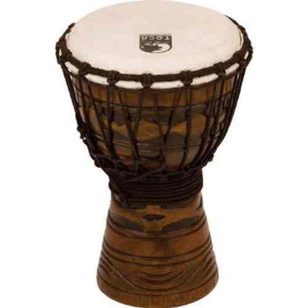 Djembe Toca Origins TODJ-7AM, African Rope Tuning, 7