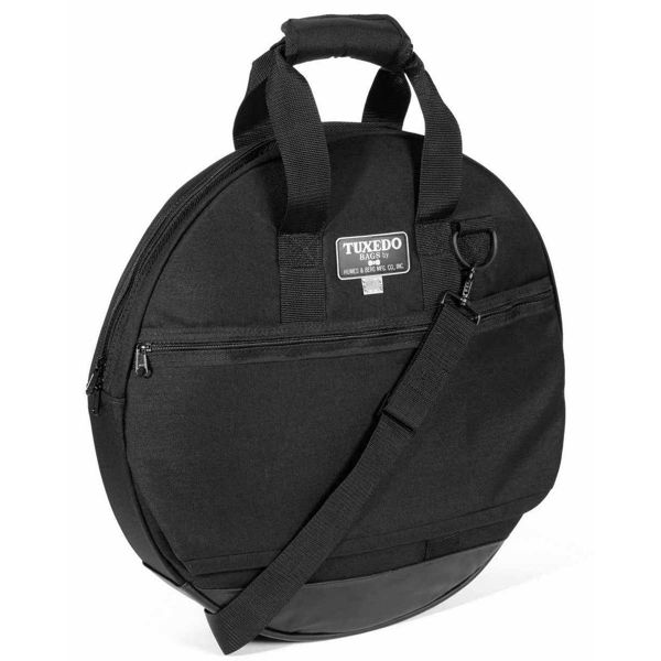 Cymbalbag Humes & Berg Tuxedo TX524, 26, Black Cordura Bag