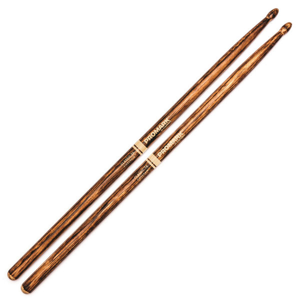 Trommestikker Pro-Mark Classic Firegrain TX7AW-FG, Hickory 7A Wood Tip