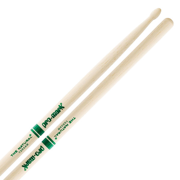 Trommestikker Pro-Mark American Hickory Natural 5A,TXR5AW, Wood Tip