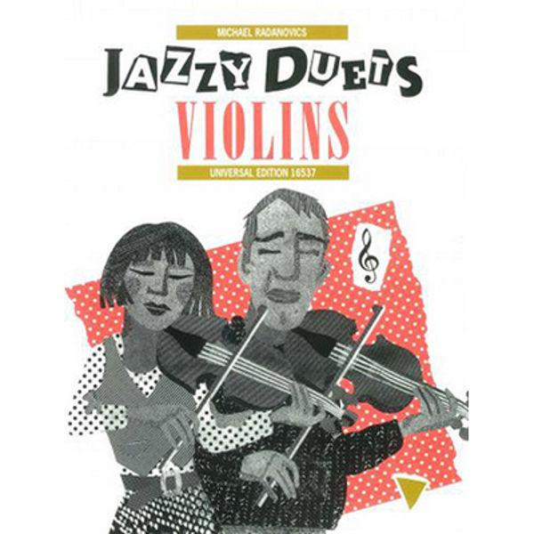Jazzy Duets Violins