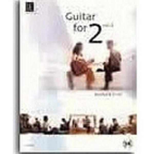 Guitar for 2 vol.2 - Richard Graf - m/CD