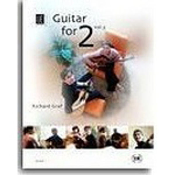 Guitar for 2 vol.3 - Richard Graf - m/CD