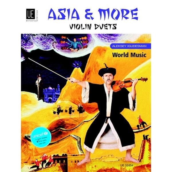 Asia & more: violin duets - Aleksey Igudesman