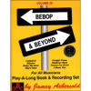 Bebop and Beyond, Vol 36. Aebersold Jazz Play-A-Long for ALL Musicians